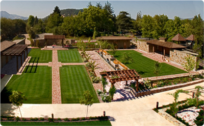 Location of Our Wedding - Quenneville Wine Vinyard